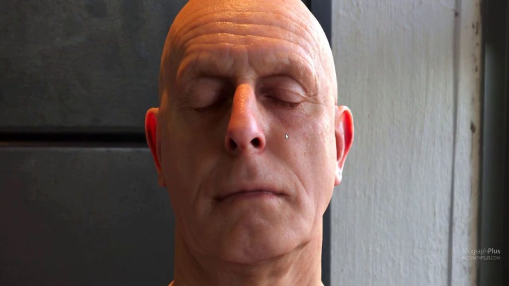 Come creare Hyper Skin Shader realistica in Corona per 3ds Max