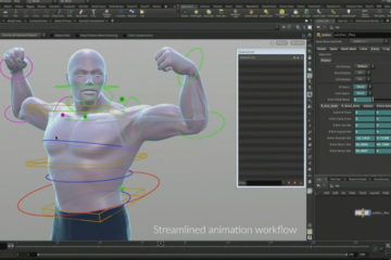 Arnold in Houdini - Introduction   3DArt