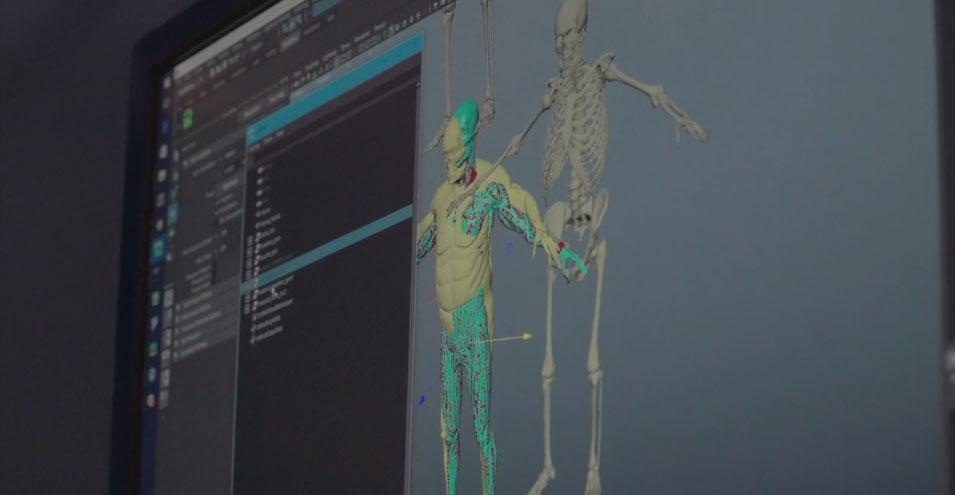 Character simulation tutorial in Maya | 3DArt