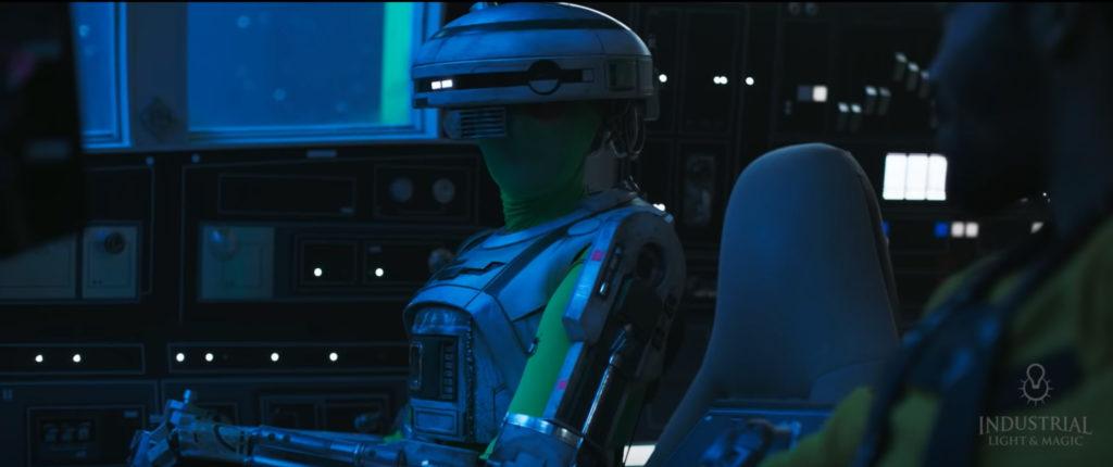 Solo: A Star Wars Story - The Train Heist - Breakdown | 3DArt