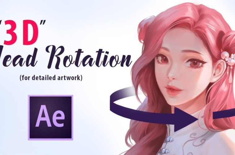 Head Rotation in After Effects | 3DArt